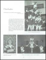 1986 Neche High School Yearbook Page 32 & 33