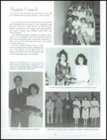 1986 Neche High School Yearbook Page 38 & 39