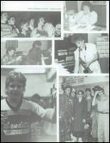 1986 Neche High School Yearbook Page 42 & 43