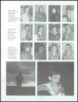 1986 Neche High School Yearbook Page 44 & 45
