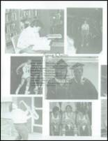 1986 Neche High School Yearbook Page 46 & 47