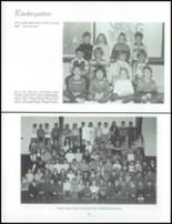 1986 Neche High School Yearbook Page 56 & 57