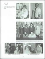 1986 Neche High School Yearbook Page 58 & 59