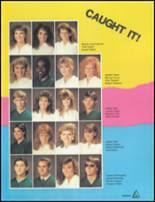 1989 Clearfield High School Yearbook Page 18 & 19
