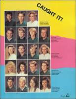1989 Clearfield High School Yearbook Page 22 & 23