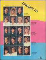 1989 Clearfield High School Yearbook Page 24 & 25