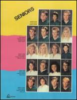 1989 Clearfield High School Yearbook Page 28 & 29