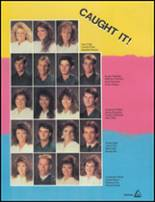 1989 Clearfield High School Yearbook Page 32 & 33
