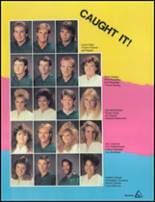 1989 Clearfield High School Yearbook Page 34 & 35