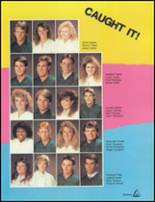 1989 Clearfield High School Yearbook Page 38 & 39