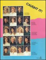 1989 Clearfield High School Yearbook Page 40 & 41