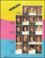 1989 Clearfield High School Yearbook Page 42 & 43