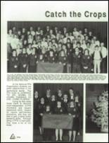 1989 Clearfield High School Yearbook Page 106 & 107