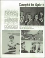 1989 Clearfield High School Yearbook Page 124 & 125