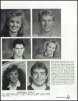 1989 Clearfield High School Yearbook Page 168 & 169