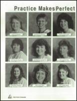 1989 Clearfield High School Yearbook Page 184 & 185