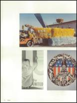 1971 Kearney High School Yearbook Page 16 & 17