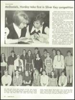 1971 Kearney High School Yearbook Page 54 & 55
