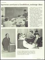 1971 Kearney High School Yearbook Page 56 & 57