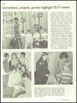 1971 Kearney High School Yearbook Page 72 & 73