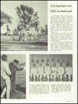 1971 Kearney High School Yearbook Page 86 & 87