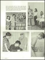 1971 Kearney High School Yearbook Page 116 & 117