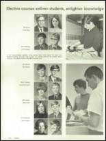1971 Kearney High School Yearbook Page 154 & 155