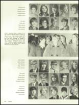 1971 Kearney High School Yearbook Page 156 & 157