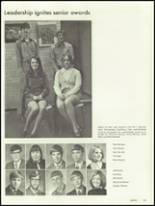 1971 Kearney High School Yearbook Page 158 & 159