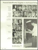 1971 Kearney High School Yearbook Page 160 & 161