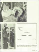 1971 Kearney High School Yearbook Page 196 & 197