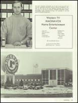 1971 Kearney High School Yearbook Page 198 & 199