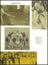 1973 Dickinson High School Yearbook Page 18 & 19