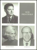 1973 Dickinson High School Yearbook Page 24 & 25
