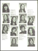 1973 Dickinson High School Yearbook Page 44 & 45