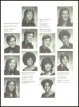1973 Dickinson High School Yearbook Page 46 & 47