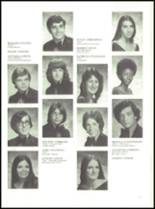 1973 Dickinson High School Yearbook Page 50 & 51