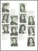 1973 Dickinson High School Yearbook Page 52 & 53