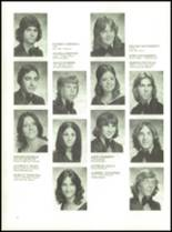 1973 Dickinson High School Yearbook Page 54 & 55