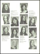 1973 Dickinson High School Yearbook Page 68 & 69