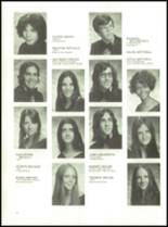 1973 Dickinson High School Yearbook Page 70 & 71
