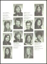 1973 Dickinson High School Yearbook Page 74 & 75