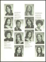 1973 Dickinson High School Yearbook Page 78 & 79