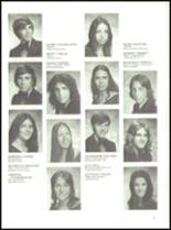 1973 Dickinson High School Yearbook Page 84 & 85