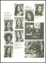 1973 Dickinson High School Yearbook Page 88 & 89