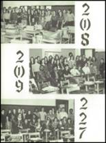 1973 Dickinson High School Yearbook Page 94 & 95