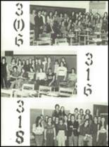 1973 Dickinson High School Yearbook Page 96 & 97