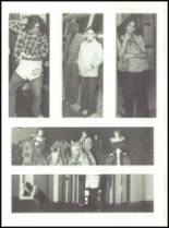 1973 Dickinson High School Yearbook Page 98 & 99