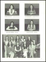 1973 Dickinson High School Yearbook Page 100 & 101