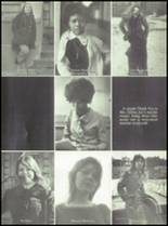 1973 Dickinson High School Yearbook Page 110 & 111